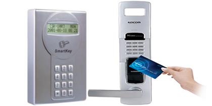 Security Door Access